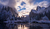 Good Moon Rising | Yosemite