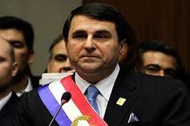 L'attuale Presidente del Paraguay Federico Franco