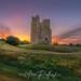 Dawn @ Orford Castle